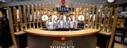 The Whisky Festival features the first-ever pop-up bar at Singapore Changi Airport Terminal 3